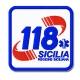 PATCH 118 SICILIA