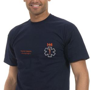 T-Shirt Blu Navy- Personalizzabile