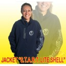 """NUOVO JACKET """"S.T.A.R.T. LITE SHELL"""" UNISEX PERSONALIZZABILE"""