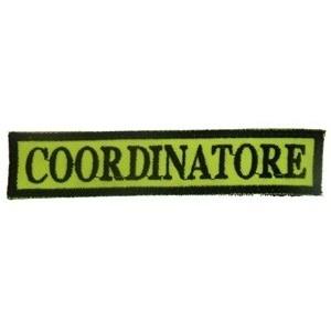 Qualifica Ricamo 12X2.5 Coordinatore