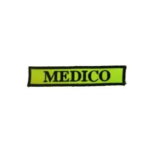 Qualifica Ricamo 12X2.5 Medico