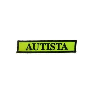 Qualifica Ricamo 12X2.5 Autista