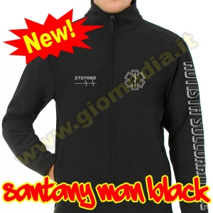SANTANY MAN BLACK