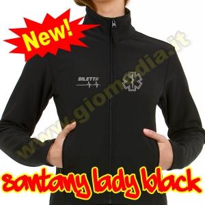 SANTANY LADY BLACK (DONNA)