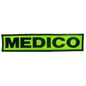 Qualifica Ricamo 24X5 Medico