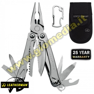 LEATHERMAN SIDEKICK PINZA COLTELLO UTENSILE MULTIUSO