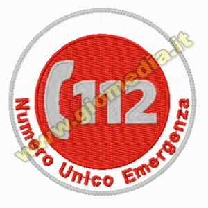 PATCH 112 NUMERO UNICO EMERGENZA