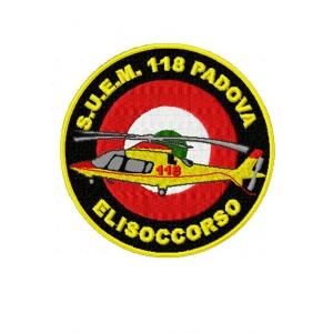 PATCH S.E.U.M. 118 PADOVA ELISOCCORSO