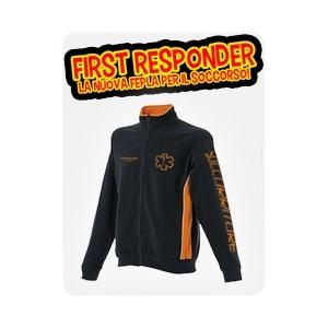 Felpa First Responder
