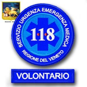 PATCH REGIONE VENETO VOLONTARIO
