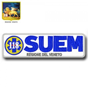 PATCH 118 SUEM REGIONE VENETO LINEARE