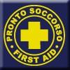 ROS01 PRONTO SOCCORSO-FIRST AID