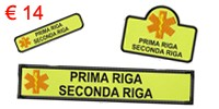 SET COMPLETO 3 PATCH  A SOLI 14€