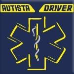 AUTISTA - DRIVER (GIALLO FLUO)