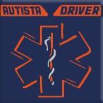 AUTISTA - DRIVER (ARANCIO FLUO)