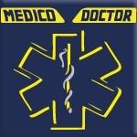 MEDICO - DOCTOR (GIALLO FLUO)