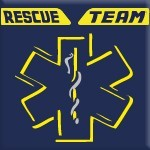 RESCUE TEAM (GIALLO FLUO)