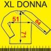 XL - DONNA