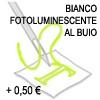 BIANCO FOTOLUMINESCENTE