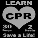 R26 - LEARN CPR - SAVE A LIFE